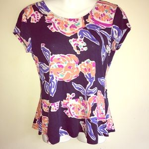 NWOT Lilly Pulitzer Top
